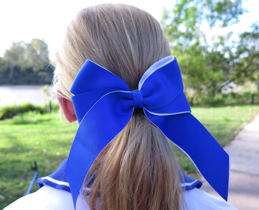 School Cheer Bows