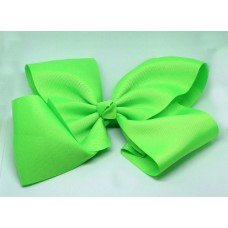 Super Bow Fluro Green