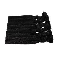 Knot Tie Black