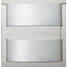 Satin Ribbon 2m  White