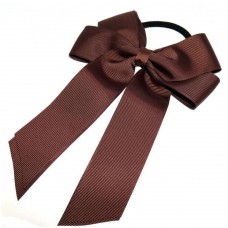 Cheer Bow Brown