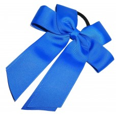 Cheer Bow Royal Blue