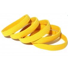 Hair Tie Pack Yellow