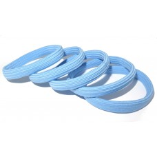 Hair Tie Pack Sky Blue