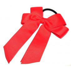 Cheer Bow Red
