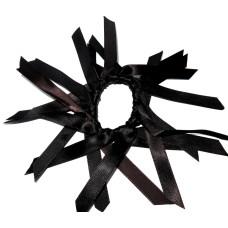 Fairy Scrunchie Black