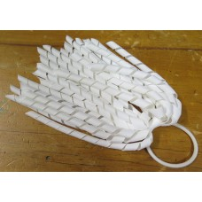 Korker Large Tie White