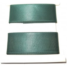 Satin Ribbon 2m Green