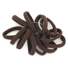 Mini Soft Tie 12 Pack Brown