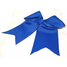 XL Cheer Bow Royal Blue