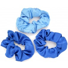 Scrunchie 3 Pack Royal Sky