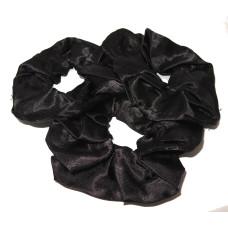 Scrunchie 3 Pack Black
