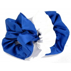 Scrunchie 3 Pack Royal White