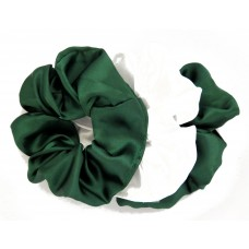 Scrunchie 3 Pack Green White