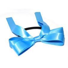Sports Bow Tie Sky Blue