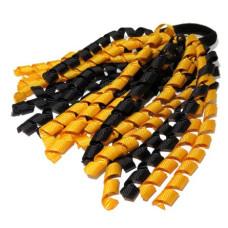 Korker Tie Gold Black