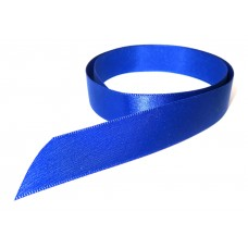 School Ribbon Royal Blue 1.5 cm