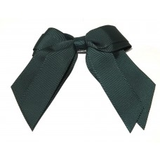 Mini Cheer Bow Green