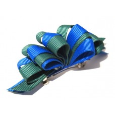 Korker Loopy Clip Royal Green