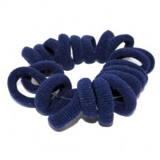 Mini Soft Tie Navy 20 pack