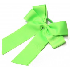 Cheer Bow Key Lime