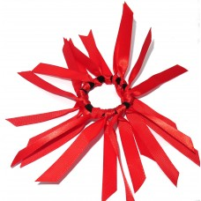 Fairy Scrunchie Red