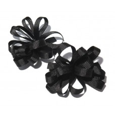 Korker Flower Clips Black