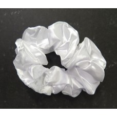 School Scrunchie White XL