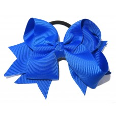 XL Grosgrain Bow Tie Ryl Blue