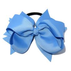XL Grosgrain Bow Tie Sky Blue