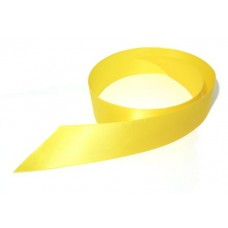 School Ribbon Yellow 2.5 cm