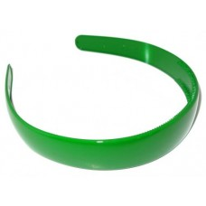 School Hair Band 2.5 Green