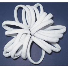 New Flat Tie White