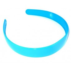 School Hair Band 2.5 Sky Blue