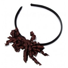Korker Hairband Brown