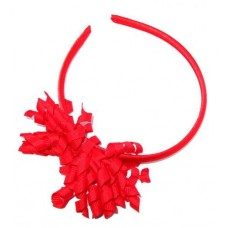 Korker Hairband Red