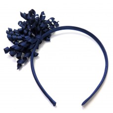 Korker Hairband Navy Blue