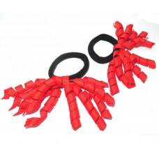 Korker Mini Ties Red